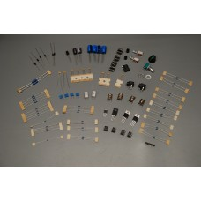 O2 Headphone Amplifier Parts only Kit