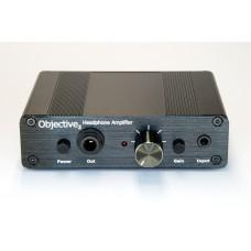 Objective2 (O2) Headphone Amplifier - Desktop version