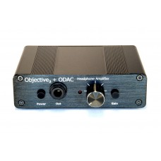 Objective2+ODAC Headphone Amplifier / DAC combo - full mod